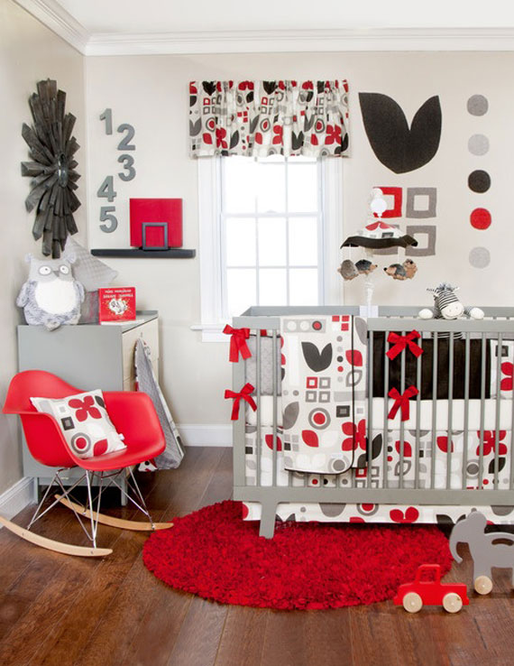 B19 Your Little Kidu0027s Room   Baby Nursery Interior Design Ideas