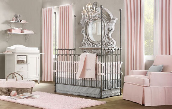 B2 Your Little Kidu0027s Room   Baby Nursery Interior Design Ideas