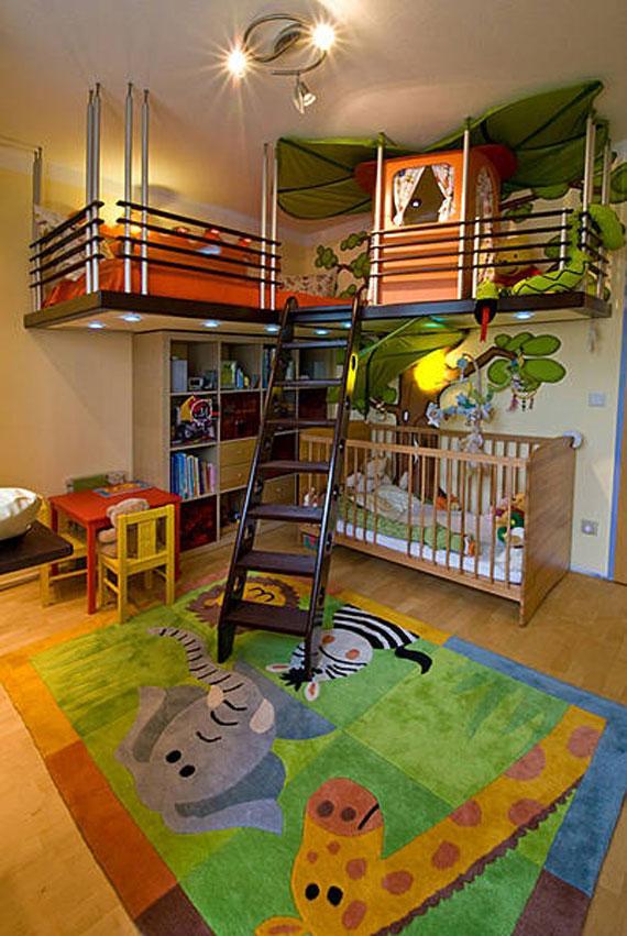 B23 Your Little Kidu0027s Room   Baby Nursery Interior Design Ideas