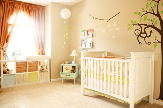 Your Little Kids Room Baby Nursery Interior Design Ideas 5 Baby