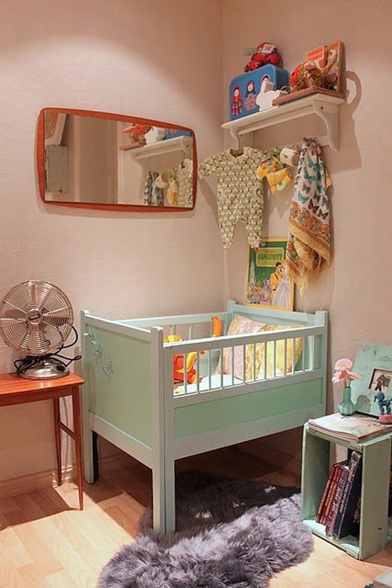 b34 Your Little Kid's Room - Baby Nursery Interior Design Ideas