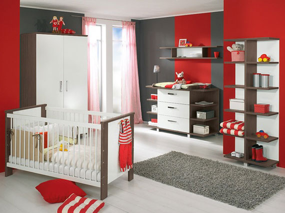 your little kid's room - baby nursery interior design ideas Baby Room Design Ideas