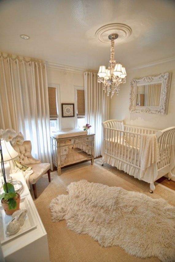 your little kid's room - baby nursery interior design ideas