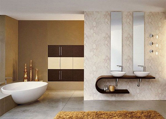 Fur2 Appealing Bath Mats And Rugs That Enhance The Look Of Your Bathroom