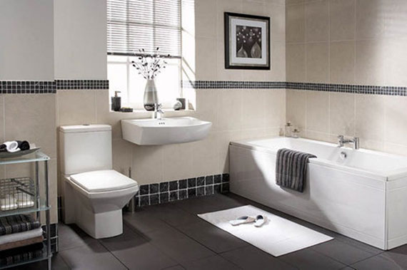 Appealing Bath Mats And Rugs That Enhance The Look Of Your Bathroom