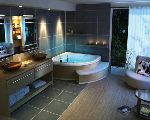 Bathtubs Designs how to choose the right bathtub (75 pictures)