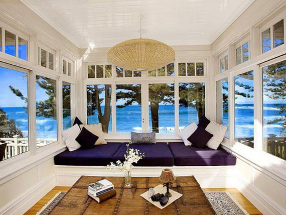 beach house interior and exterior design ideas (48 pictures)