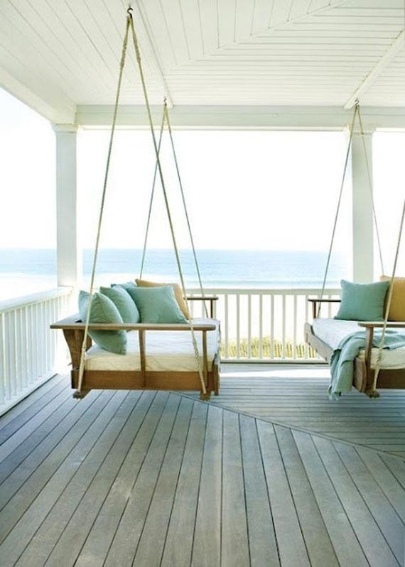 Beach House Interior And Exterior Design Ideas (48 Pictures)