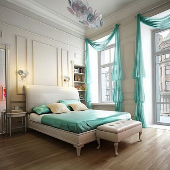 Awesome Room Ideas Part - 15: Bedroom1 Inspiration For An Awesome Bedroom: 35 Interior Design Ideas