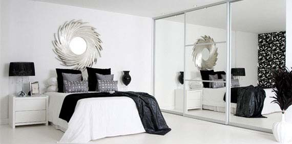 Bedroom Mirror Ideas - Interior Design