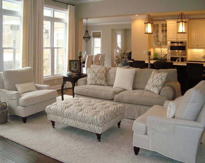 Cool Beige Living Room Ideas Interior