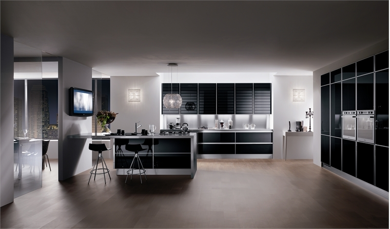 Kitchen Design Black black kitchen design magnificent ideas black white kitchens with