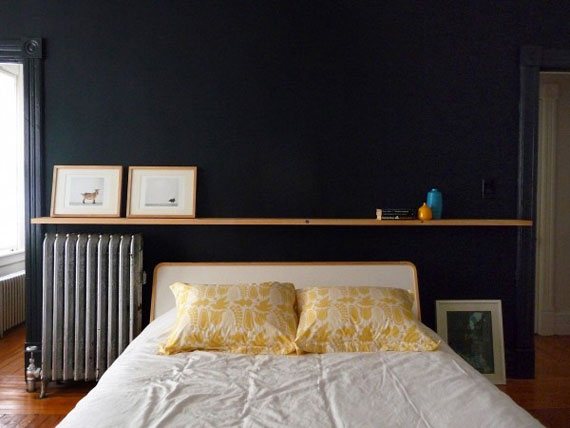 Wall Interiors black walls ideas for your modern interiors (47 pictures)