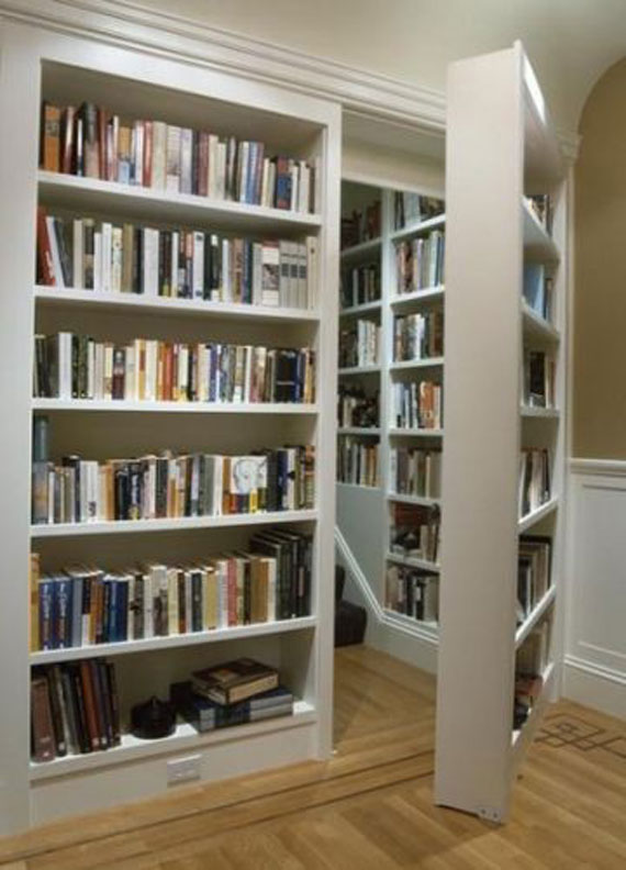 Unique Bookshelves Designs You Would Like To Own 17