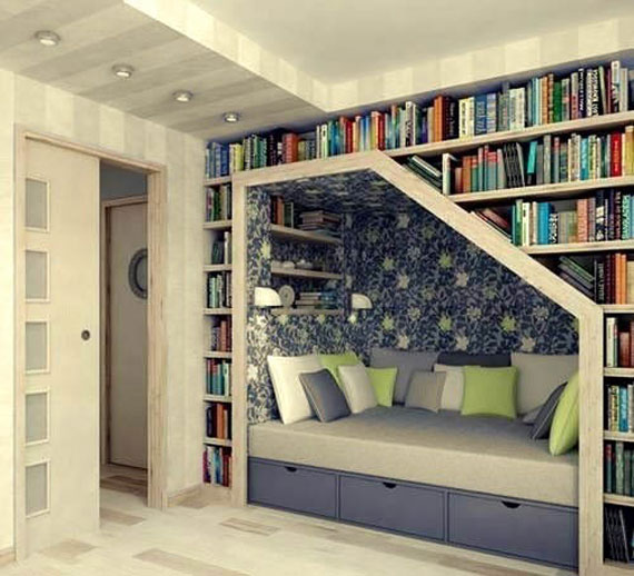bookshelf unique design