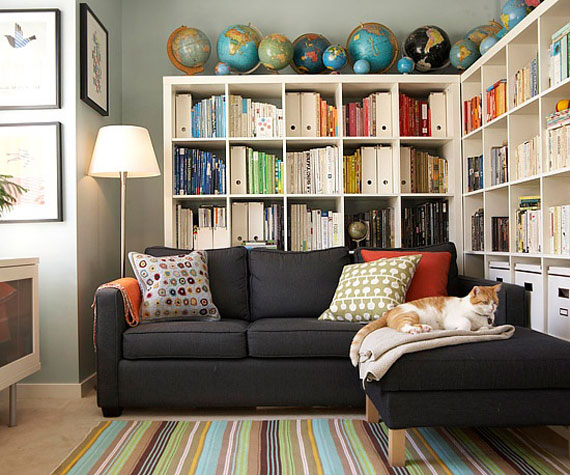 Unique Bookshelves Designs You Would Like To Own 26