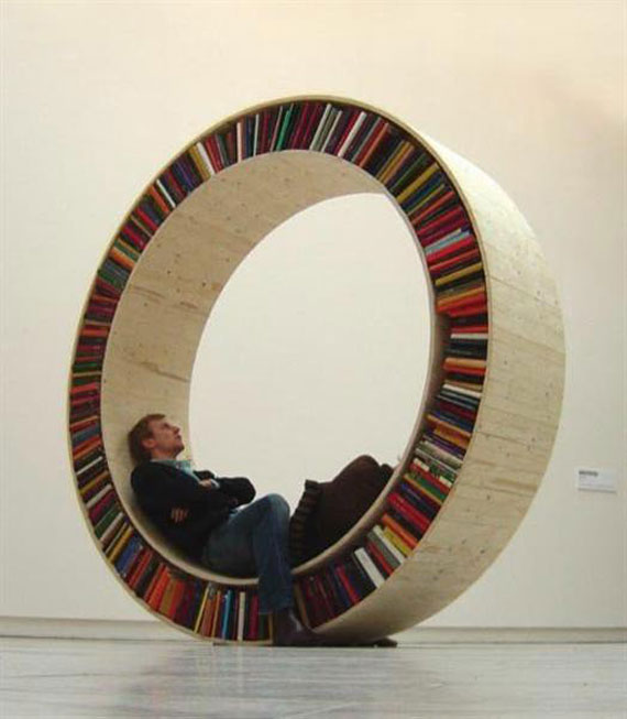 Super Unique Bookshelves Designs You Would Like To Own Largest Home Design Picture Inspirations Pitcheantrous