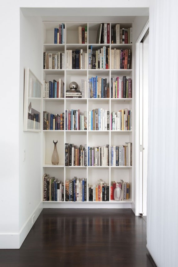 Unique Bookshelves Designs You Would Like To Own 27