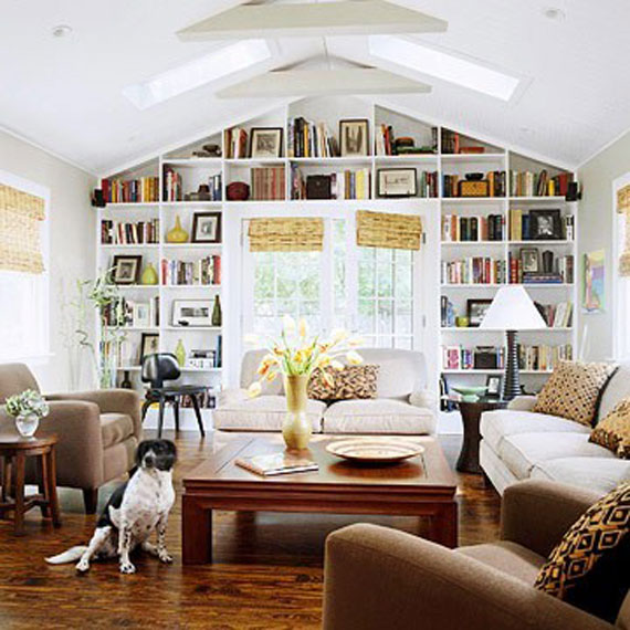 Unique Bookshelves Designs You Would Like To Own 28