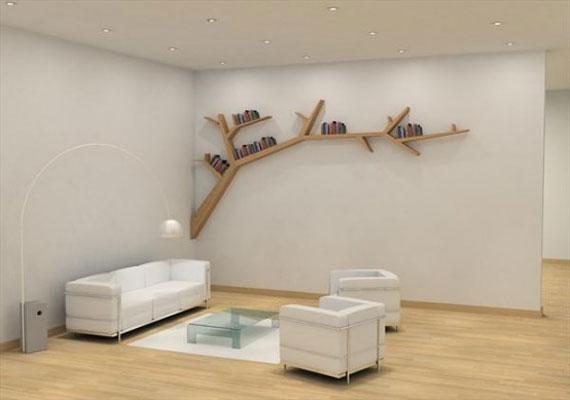 hanging bookshelf plans