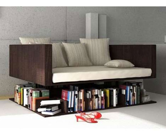 Unique Bookshelves Designs You Would Like To Own 4