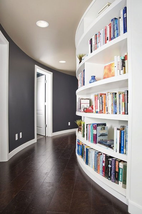 Unique Bookshelves Designs You Would Like To Own 18