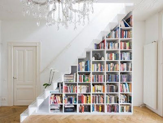 Unique Bookshelves Designs You Would Like To Own 5