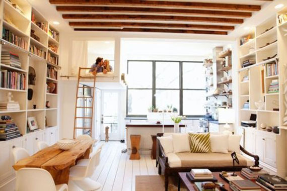 Unique Bookshelves Designs You Would Like To Own 20
