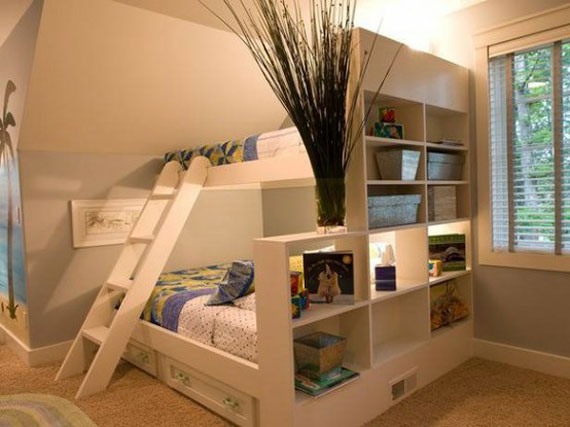 Merveilleux B1 Bunk Bed Ideas For Boys And Girls: 58 Best Designs