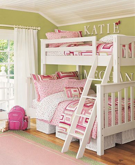 Cool Bunk Bed Rooms bunk beds design ideas for kids (58 best pictures)
