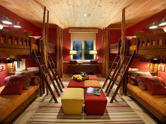 Best Bunk Bed bunk beds design ideas for kids (58 best pictures)