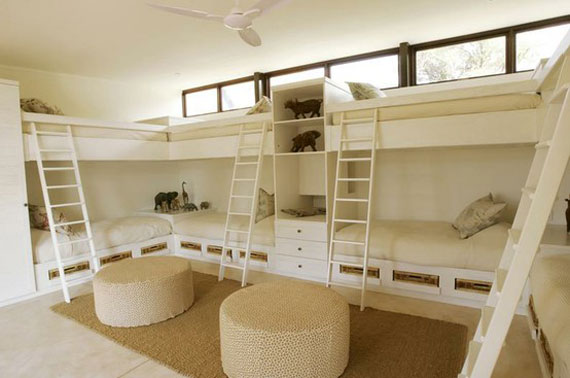 b20 Bunk Bed Ideas For Boys And Girls: 58 Best Designs