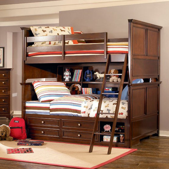 Boy Girl Bunk Bed Ideas