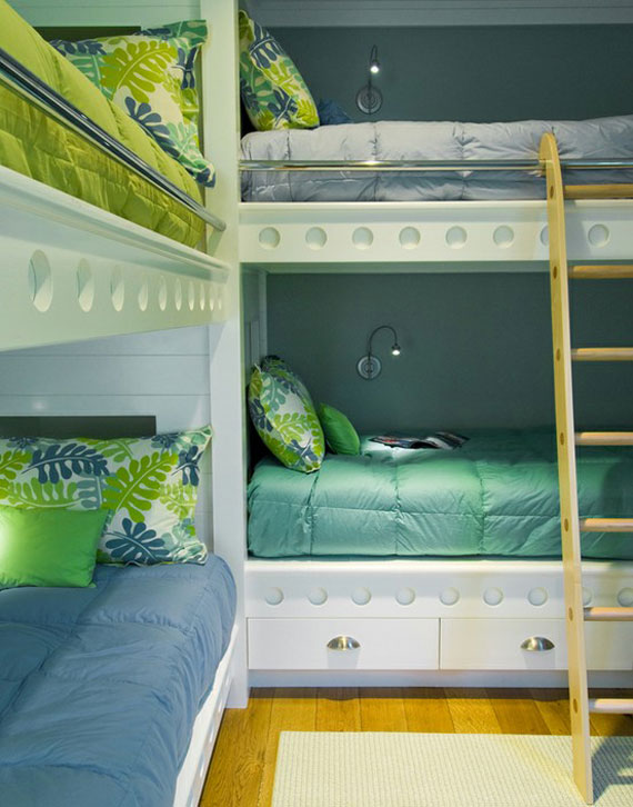 B27 Bunk Bed Ideas For Boys And Girls: 58 Best Designs