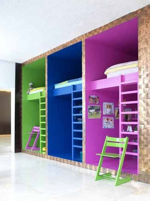 Beau B28 Bunk Bed Ideas For Boys And Girls: 58 Best Designs