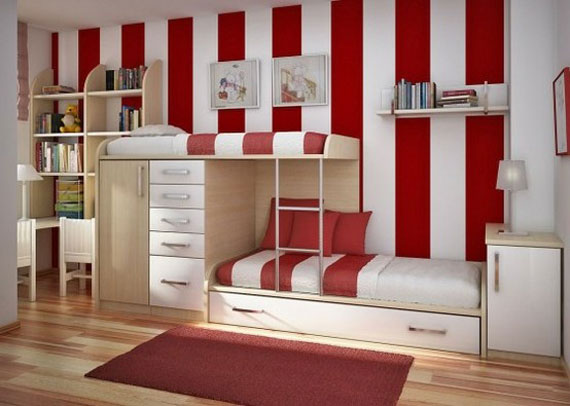 b33 Best Bunk Beds Design Ideas For Kids (58 Pictures)