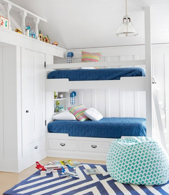 B4 Bunk Bed Ideas For Boys And Girls: 58 Best Designs