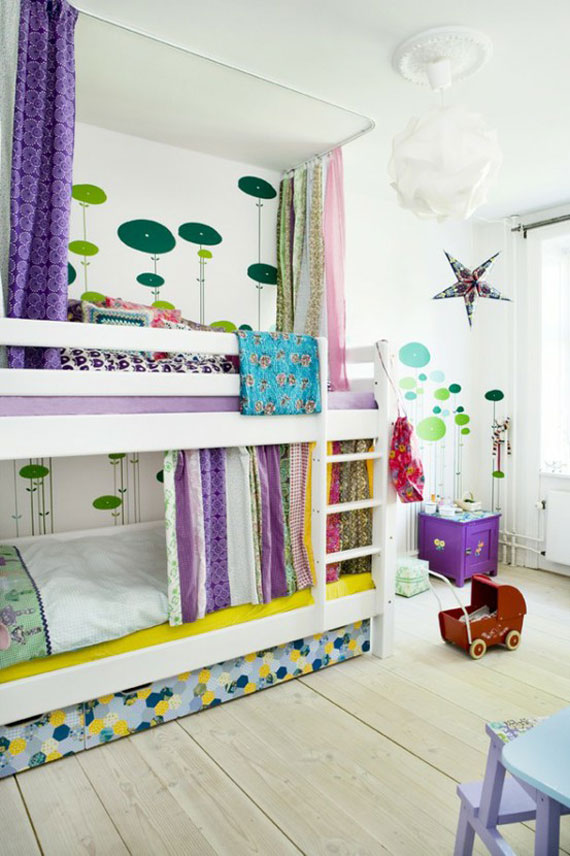 b6 Bunk Bed Ideas For Boys And Girls: 58 Best Designs
