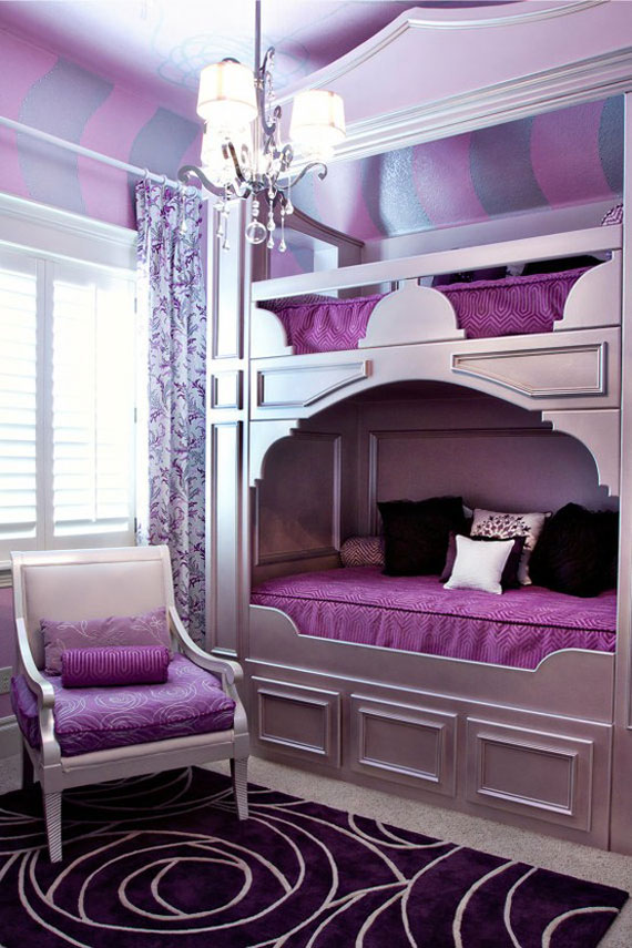 b7 Bunk Bed Ideas For Boys And Girls: 58 Best Designs