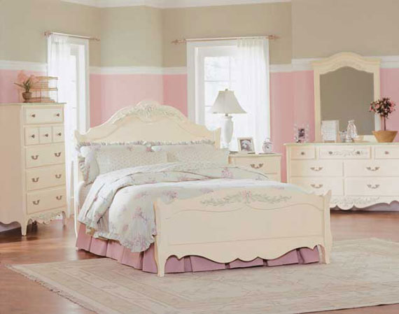 fete26 colorful girls rooms design decorating ideas 44 pictures - Girls Room Paint Ideas Pink