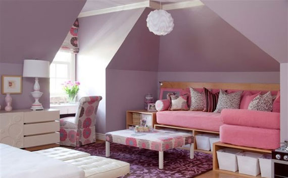Images Of Girls Rooms Extraordinary Colorful Girls Rooms Design & Decorating Ideas 44 Pictures
