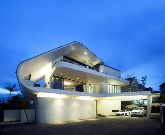 Case24 Dream House Architecture Designs (54 Pictures Of Dream Houses)