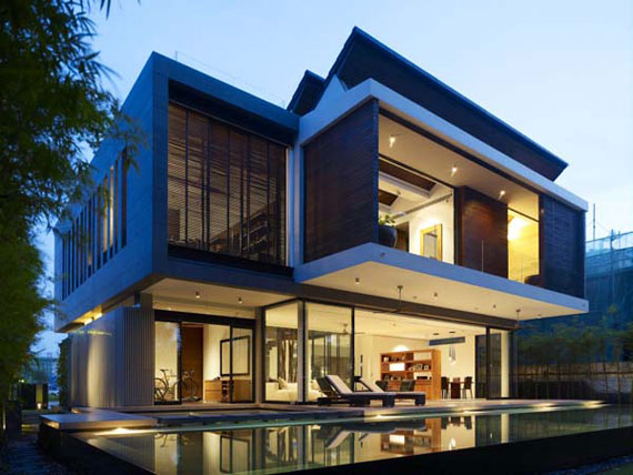 Superb Case5 Dream House Architecture Designs (54 Pictures Of Dream Houses)