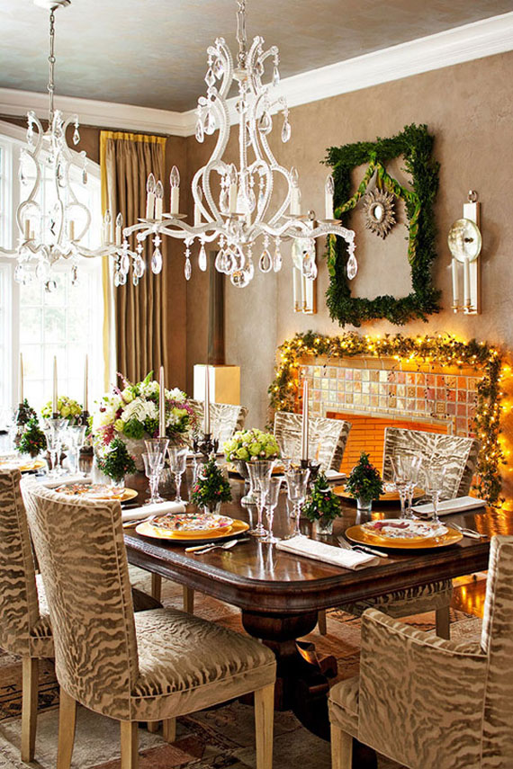c Tips For Decorating The House For Christmas