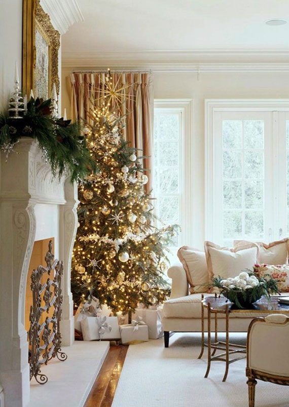 C21 Tips For Decorating The House For Christmas