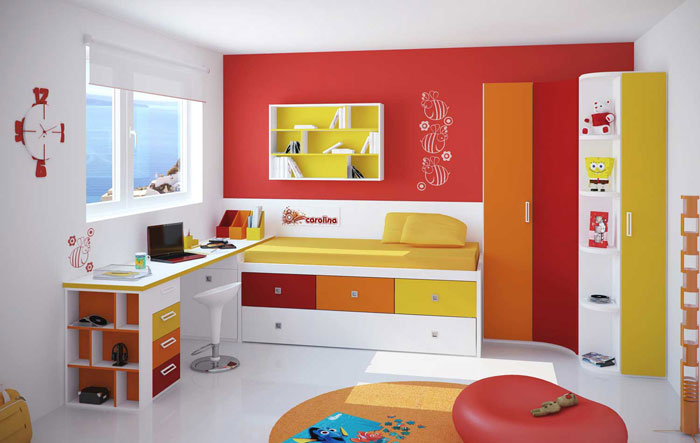 67468129423 A Collection Of Colorful And Modern Bedroom Designs