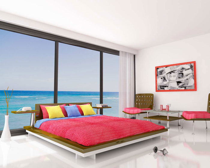 A Collection Of Colorful And Modern Bedroom Designs Inspiration Bedroom Desgin Collection