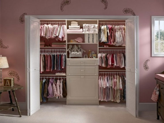 Perete Wardrobe Design Ideas For Your Bedroom (46 Images)