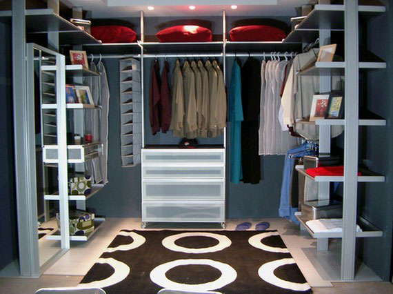 Remarkable Design Ideas To Organize Your Bedroom Wardrobe Closets Largest Home Design Picture Inspirations Pitcheantrous