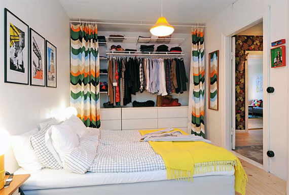 Organize Bedroom wardrobe design ideas for your bedroom (46 images)